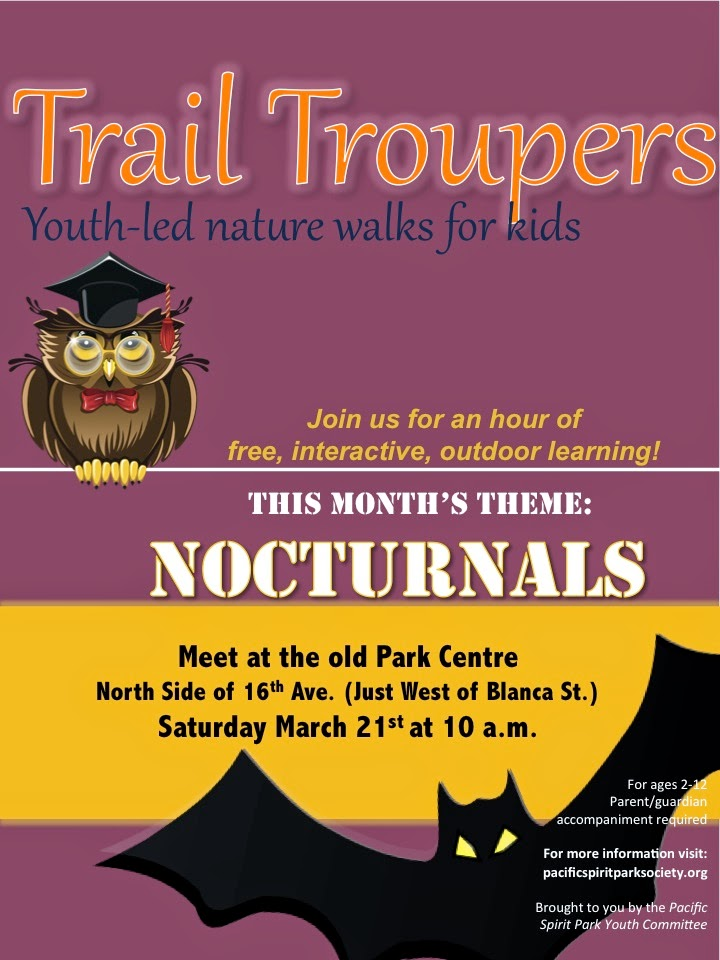 Trail Troupers 3-21-15